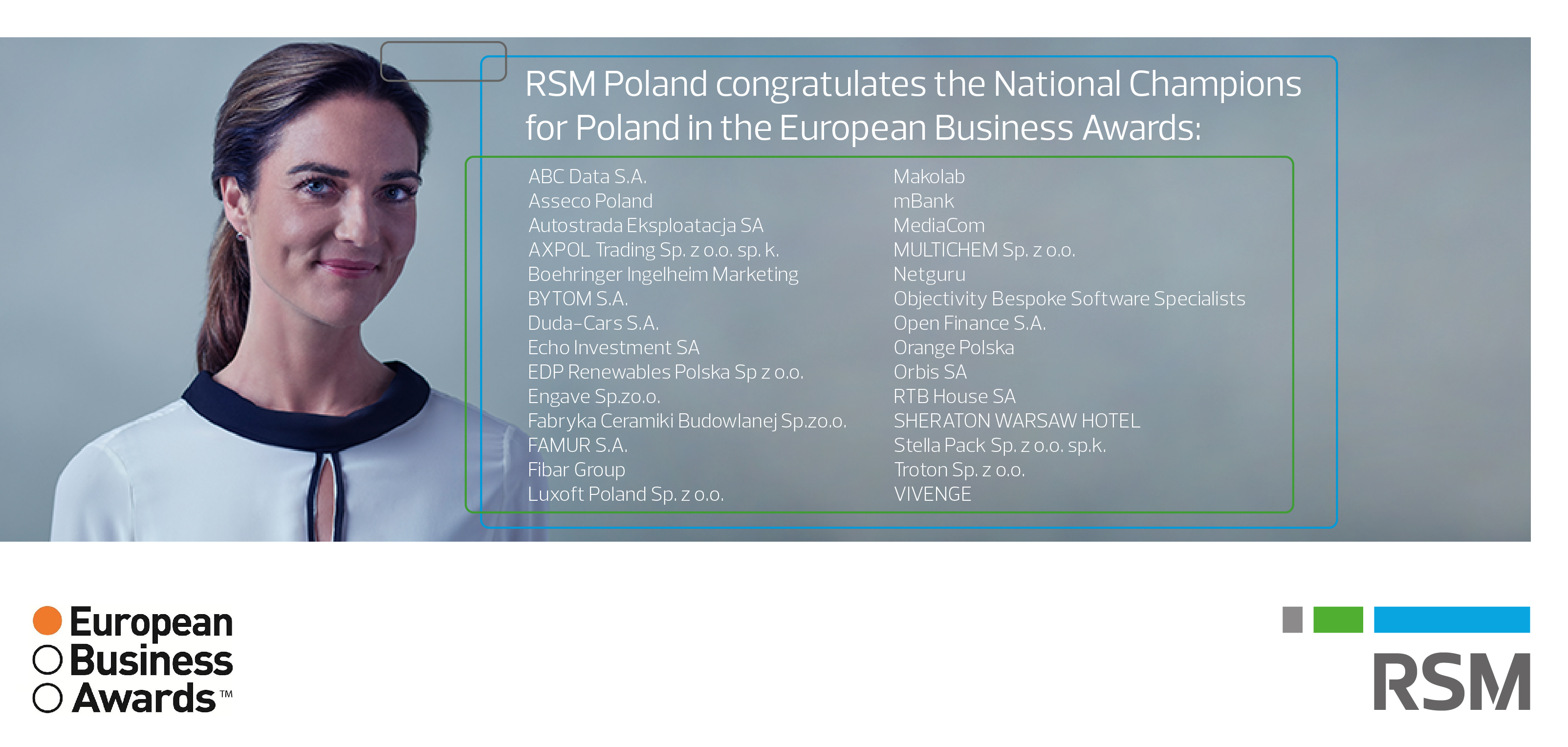 European Business Awards 2016/17 Poland