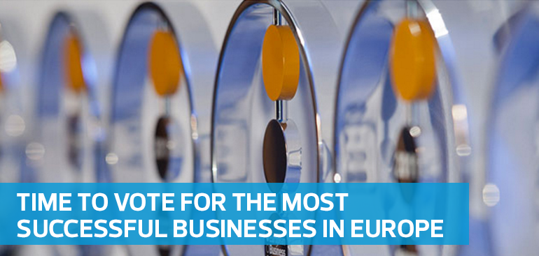 European Business Awards 2016/17 Poand
