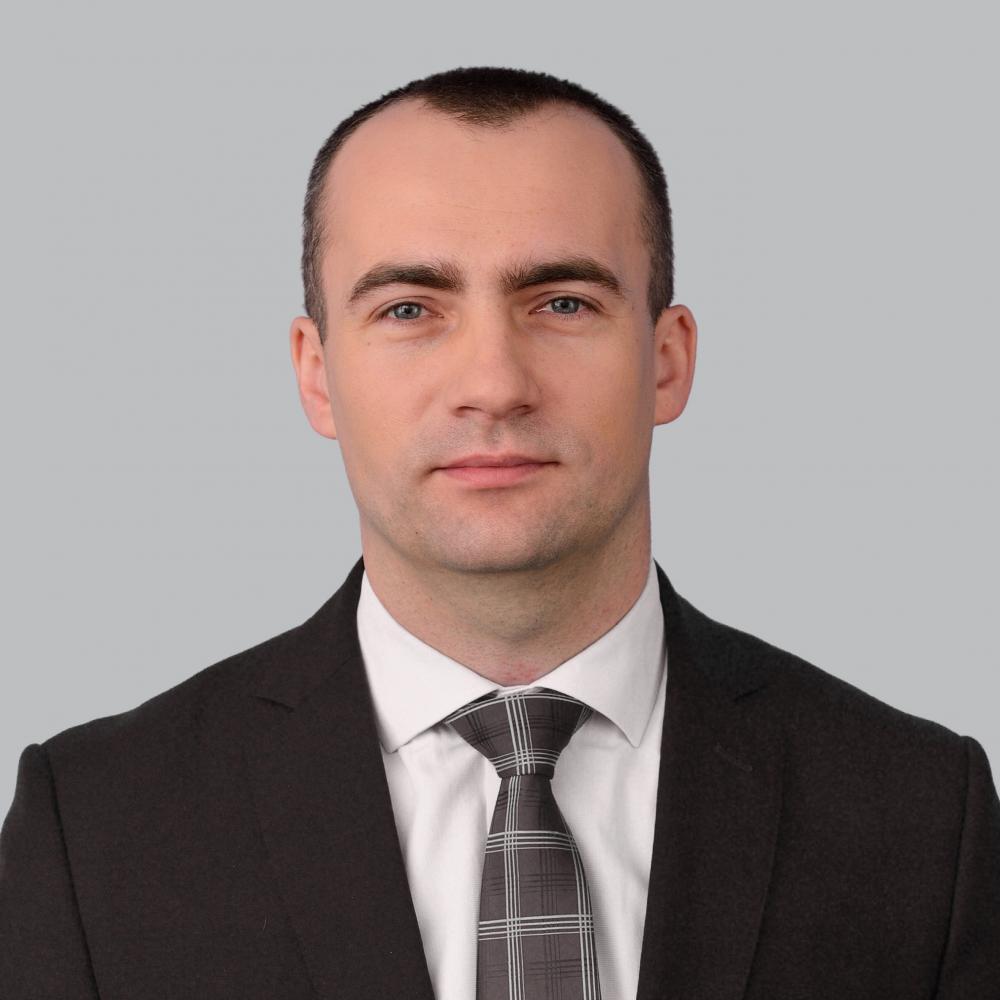 Piotr Staszkiewicz - RSM Poland